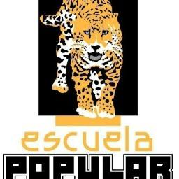 Escuela Popular Dual Language Academy Jaguar Logo