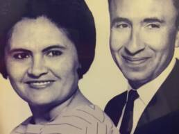 Lidia and Jose Reguerin